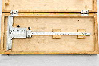 Штангенглубиномер ШГ 400-0,05