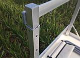 Стол алюминиевый чемодан для пикника со стульями (усиленный), фото 6