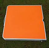 Стол алюминиевый чемодан для пикника со стульями (усиленный), фото 8