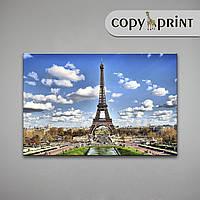 Картина на холсте: Париж