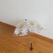 Зонт детский прозрачный, фото 2