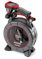 Система видеодиагностики для труб ø32-75 мм micro Drain™ D30 + CA-300 PAL - 10 м., RIDGID 40783