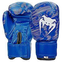 Перчатки боксерские детские на липучке VNM (PVC, р-р 2-6 oz, цвета в ассортименте)