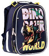 "Ранець ""Class"" SchoolCase Mini ""Dino World"", 2 відд., 35*27*16см, PL, 2017C, шт"
