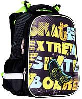 "Ранець ""Class"" SchoolCase ""Extreme Skate"", 2 відд., 39*28*21см, PL, 2028C, шт, фото 1"