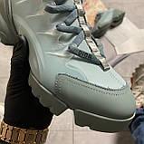 🔥 ВИДЕО ОБЗОР🔥 Christian Dior D-connect Диор Кристиан Д Коннект 🔥 Диор женские кроссовки 🔥, фото 5