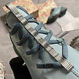 🔥 ВИДЕО ОБЗОР🔥 Christian Dior D-connect Диор Кристиан Д Коннект 🔥 Диор женские кроссовки 🔥, фото 8
