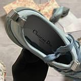 🔥 ВИДЕО ОБЗОР🔥 Christian Dior D-connect Диор Кристиан Д Коннект 🔥 Диор женские кроссовки 🔥, фото 9