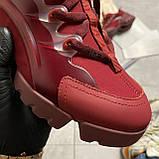 🔥 ВИДЕО ОБЗОР🔥 Christian Dior D-connect Диор Кристиан Д Коннект Красный 🔥 Диор женские кроссовки 🔥, фото 5