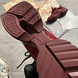 🔥 ВИДЕО ОБЗОР🔥 Christian Dior D-connect Диор Кристиан Д Коннект Красный 🔥 Диор женские кроссовки 🔥, фото 6