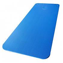 Килимок для йоги та фітнесу Power System Fitness Premium Mat PS-4088 Blue