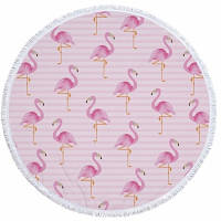 Пляжный коврик Tender Flamingo SKL32-152712