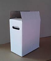 Коробка 10 л БЕЛАЯбез печати Bag in box
