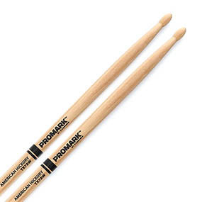 Барабанные палочки и щетки PROMARK TX7AW HICKORY 7A