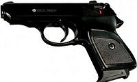 Пистолет Макарова стартовый черный EKOL, фото 1