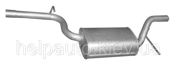 Резонатор для VW Passat