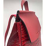 Женский рюкзак Eminsa 40037 из натуральной кожи, фото 3