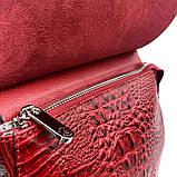 Женский рюкзак Eminsa 40037 из натуральной кожи, фото 4