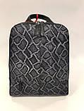 Женский рюкзак Eminsa 40091 из натуральной кожи, фото 7