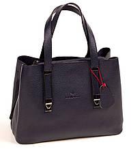 Женская сумка из натуральной кожи Eminsa 40190-37-19 синяя