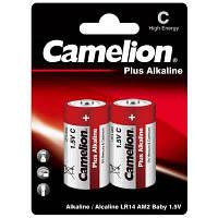 Батарейка Camelion C LR14 Plus Alkaline * 2 (LR14-BP2)