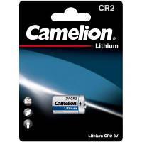 Батарейка CR2 Lithium * 1 Camelion (CR2-BP1)