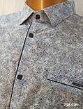 Мужская рубашка Батал Amato. AG.KG 29839-v06. Размеры: 2XL,3L,4XL,5XL., фото 4