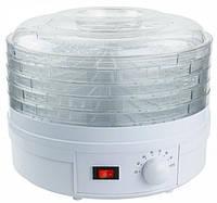 Сушилка электрическая для фруктов и овощей Royals Berg Белая (300845)