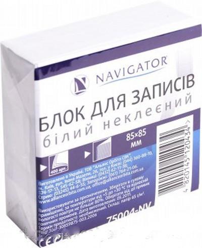Бумага для записей  75004-NV  Navigator