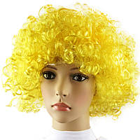 Парик Клоуна (желтый)