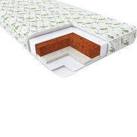 Матрас для детской кроватки Верес Latex+ Aloe vera 125*65*10 см (51.6.04)
