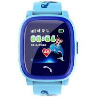 Смарт-годинник GoGPS ME K25 Сині (K25BL)