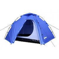 Палатка SOLEX двухместная синяя (82134BL2)
