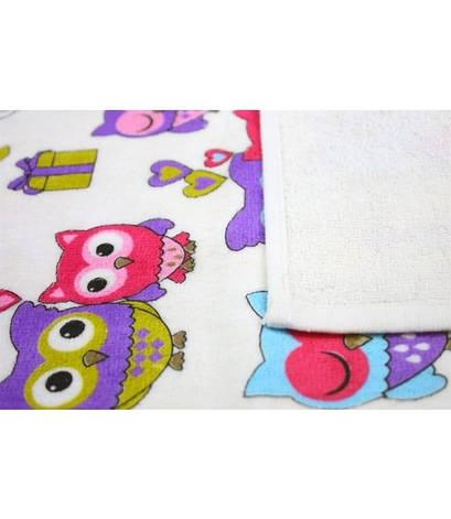 Рушник для кухні Melih Happy Owls 40*60 см бавовняне арт.ts-01366, фото 2