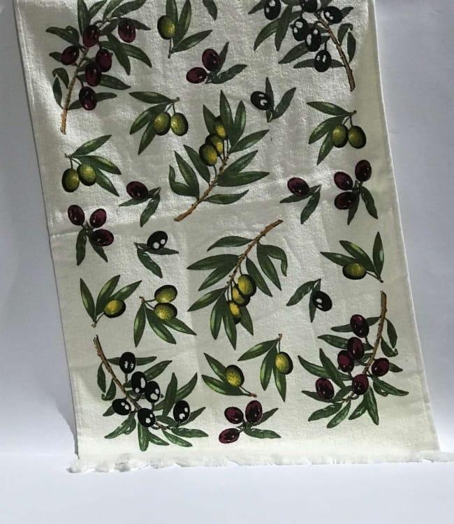 Рушник для кухні Melih Olives 40*60 см бавовняне арт.ts-01368