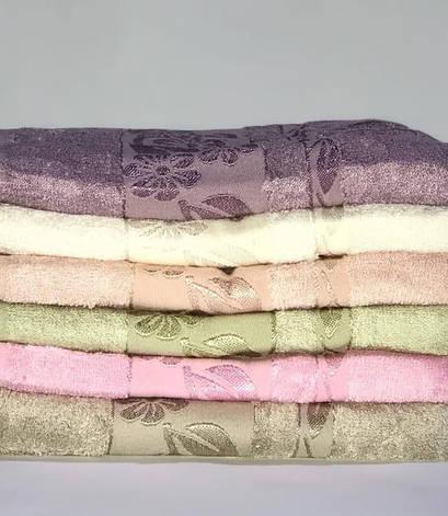 Набір рушників для особи Miss Cotton Bamboo Flowers 50*90 см бамбук банні 6шт арт.ts-01486, фото 2