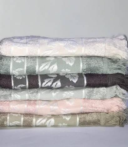 Набір рушників для особи Miss Cotton Bamboo Jasmin 70*140 см бамбук банні 6шт арт.ts-01492, фото 2