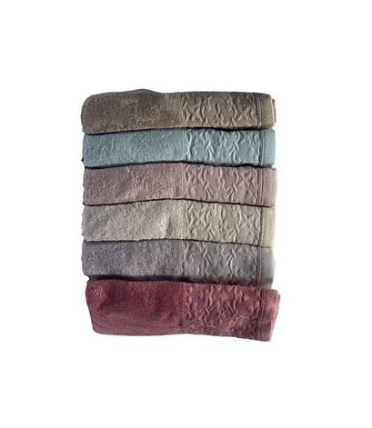 Набор полотенец для лица Miss Cotton Bamboo Nazende 70*140 см бамбук банные 6шт арт.ts-6001297, фото 2