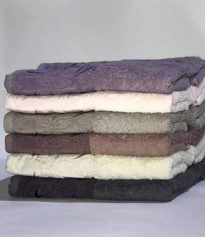 Набор полотенец для лица Miss Cotton Лилия 50*90 см махровые банные 6шт арт.ts-01533, фото 2