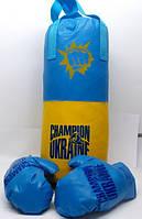 """Боксерский набор для детей """"Украина"""" Danko Toys"""
