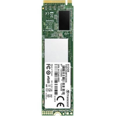 Накопитель SSD M.2 2280 512GB Transcend (TS512GMTE220S)