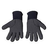 Перчатки Marlin Kevtex Black 5 мм (XXL), фото 4