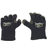 Перчатки Marlin Kevtex Black 5 мм (XXL), фото 5