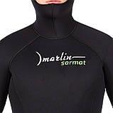 Гідрокостюм Marlin Sarmat Eco Black 10 мм (50), фото 8