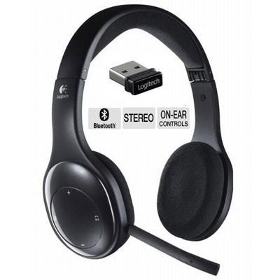 Наушники Logitech H800 Wireless Headset (981-000338)