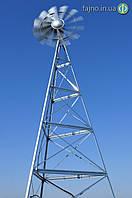 Koenders 6 м - система ветряной аэрации для прудов и озер (площадью до 0,8 Га)