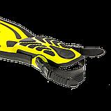 Ласти Marlin Grand Yellow (L-XL (43-45)), фото 6