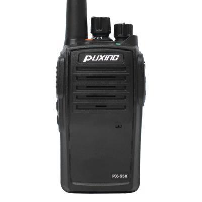 Портативная рация Puxing PX-558 (400-470MHz) IP67 1600mah LiIon (PX-558_UHF 1600mah)