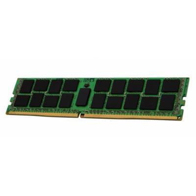 Модуль памяти для сервера DDR4 16GB ECC RDIMM 2666MHz 2Rx8 1.2V CL19 Kingston (KTD-PE426D8/16G)