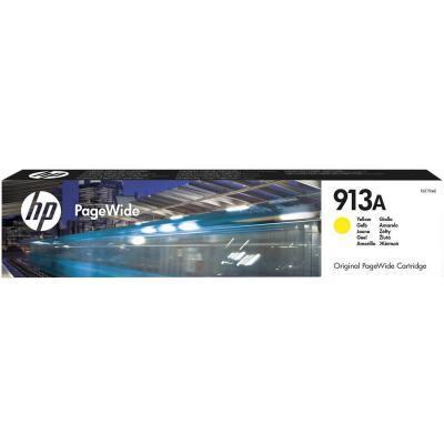 Картридж HP DJ No.913A Yellow (3K) (F6T79AE)